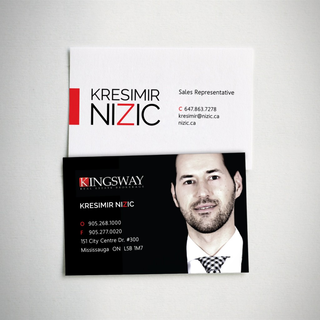 Kresimir Nizic Business Cards