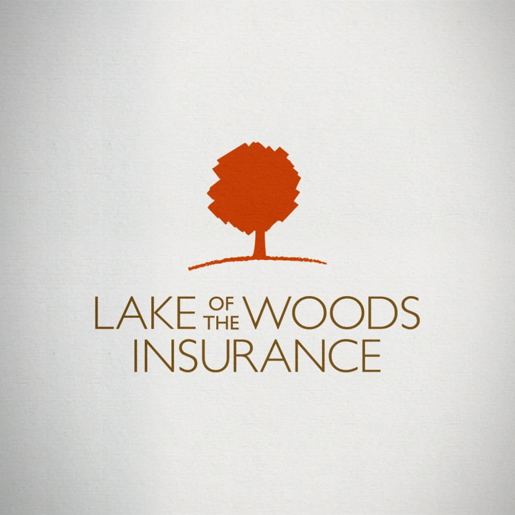 Lake of the Woods Insurance Logo