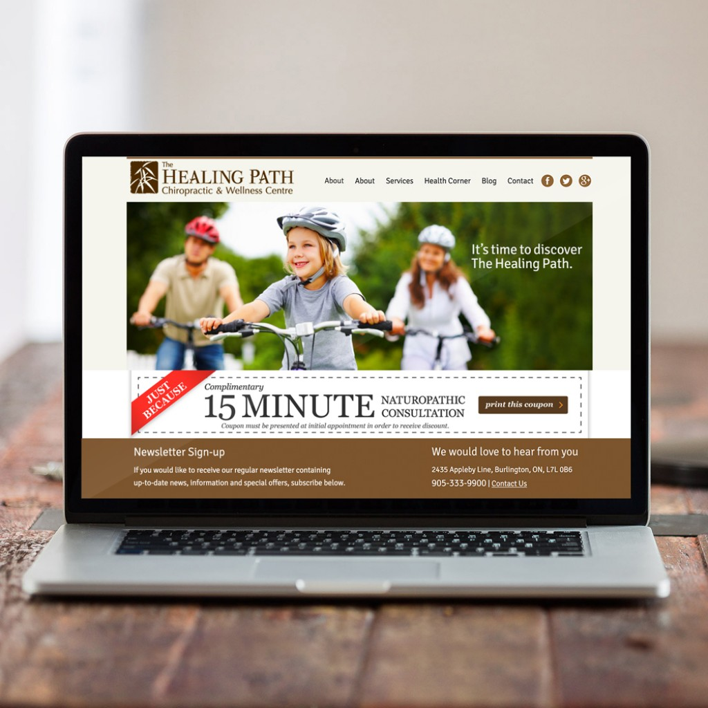 The Healing Path Wordpress Theme
